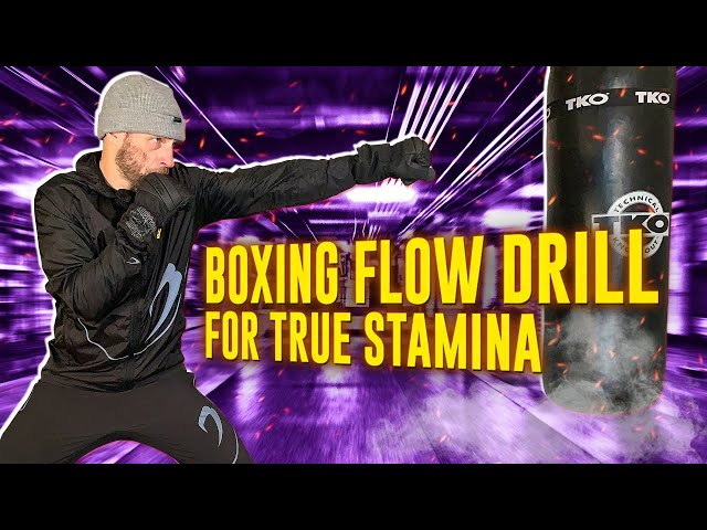 Shadow Boxing Workout | Flow Training | Boxing Skill, Stamina and Technique