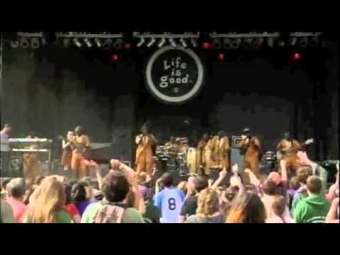 """Sierra Leone's Refugee All Stars """"Tamagbondorsu"""" Live"""