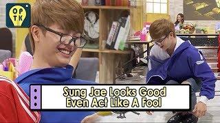 [Oppa Thinking - BTOB] Sung Jae Looks Good Even Acts Like A Fool 20170807