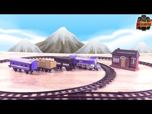 Vonatok 🚂 🚃 🚆