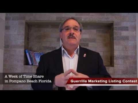 Guerrilla Marketing Listing Rules