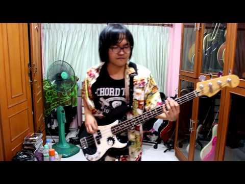 แป๊ะ Syndrome - ผมรักเมืองไทย Mocca garden Bass Cover
