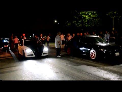 BMW 328i vs Altima SE-R
