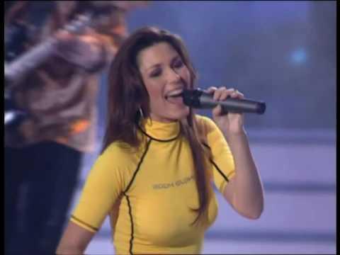 Shania Twain - I'm Gonna Getcha Good! (Live In Chicago 2003)