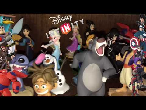New Power Disc packs Disney infinity 3.0
