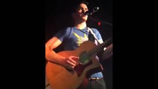 Andy Grammer - Build Me A Girl - Atlanta - 2/25/12