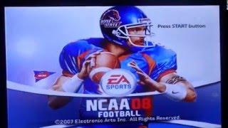 NCAA Football 08 (PS2)