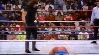 1991 03 16 Superstars   Undertaker vs Pat Armstrong