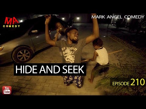 HIDE AND SEEK (Mark Angel Comedy) (Episode 210)