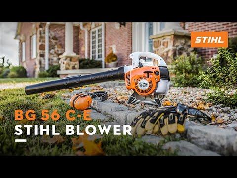 STIHL BG 56 C-E Handheld Blower