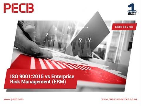 ISO 9001:2015 vs Enterprise Risk Management