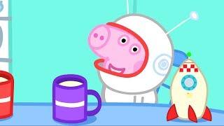 Peppa Wutz   Sterne - Zusammenschnitt   Peppa Pig Deutsch Neue Folgen   Cartoons für Kinder