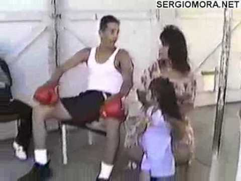 Download Sergio Mora 15Years Old In Back Yard BBq Boxing Part 2 0f 3