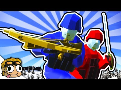 MEDIEVAL WARFARE MOD COLLECTION! | Ravenfield Weapon and