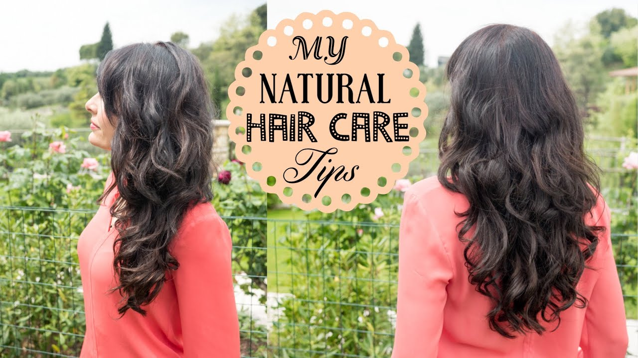 Natural Hair Care ROUTINE tips for Healthy Hair: Homemade hair mask ...