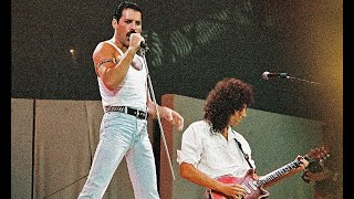 Live Aid (Queen) Full Concert [1985, London, Wembley Stadium]