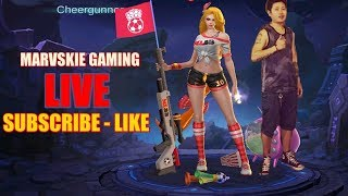 🔴 Rank & Custom Games | Marvskie Gaming Live | Mobile Legends