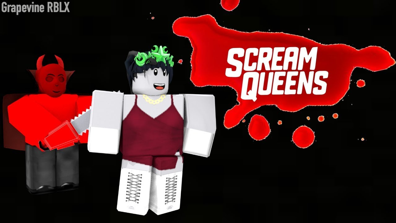 Timeless Scream Queens With Fans Roblox Youtube