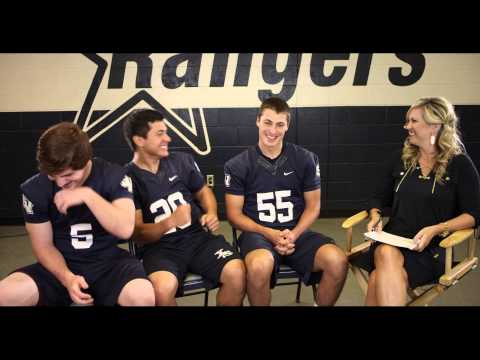 Smithson Valley High School - Inside Rangers Football - WEEK 4