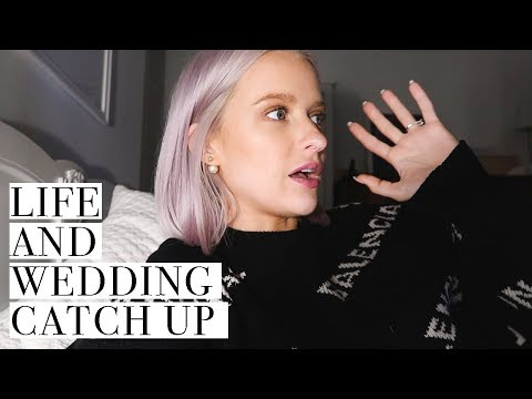 Life Catch Up, Wedding Diary and Shoe Shopping
