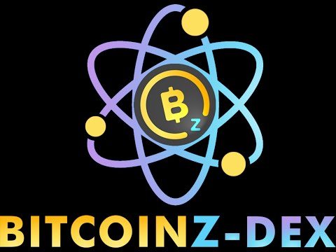 BITCOINZ DEX explained A truly Decentralized Crypto Exchange in your wallet !