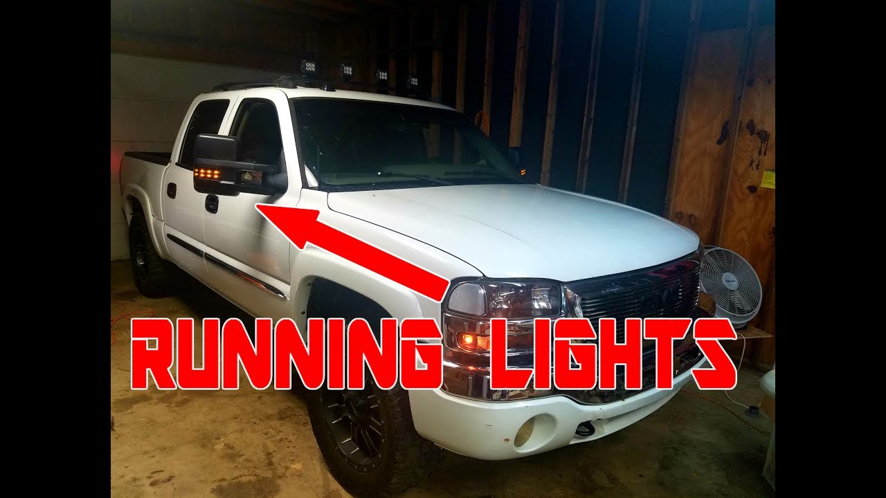 How To Get Your 2015 Chevy Tow Mirrors To Function As