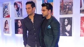 Vikas Gupta With Gautam Gulati At Dabboo Ratnani 2018 Calendar Launch