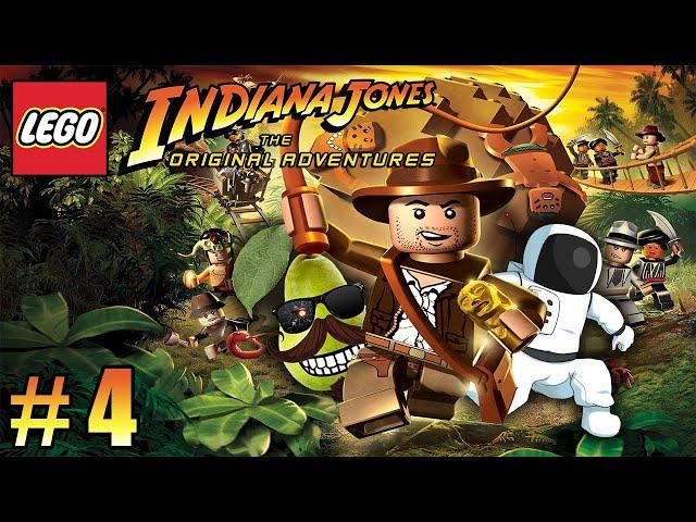 /CZ - Coop Let's Play\ Lego Indiana Jones: The Original Adventures Part 4 - Archa nalezena