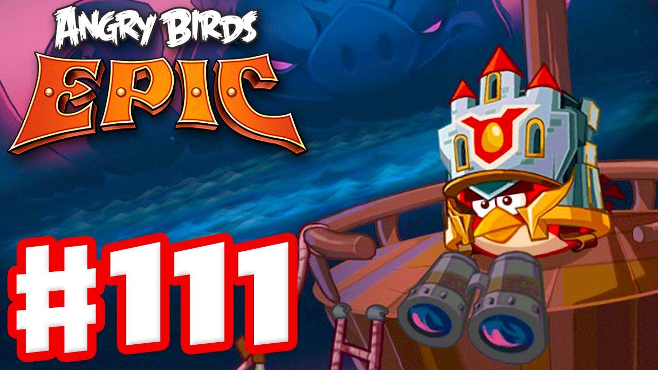 Angry Birds Epic - Gameplay Walkthrough Part 111