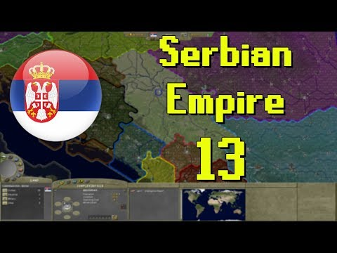 Supreme Ruler 2020 | Serbian Empire | Part 13 | Pushing the Ukrainian Front