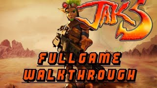 Jak 3 - Walkthrough - Full Game - 1080p60fps No Commentary