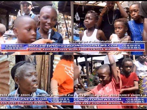 La vie à Kinshasa: La Souffrance de la Population à KISENSO Inquiète, SOS Pauvreté LISUNGI - PASI !!