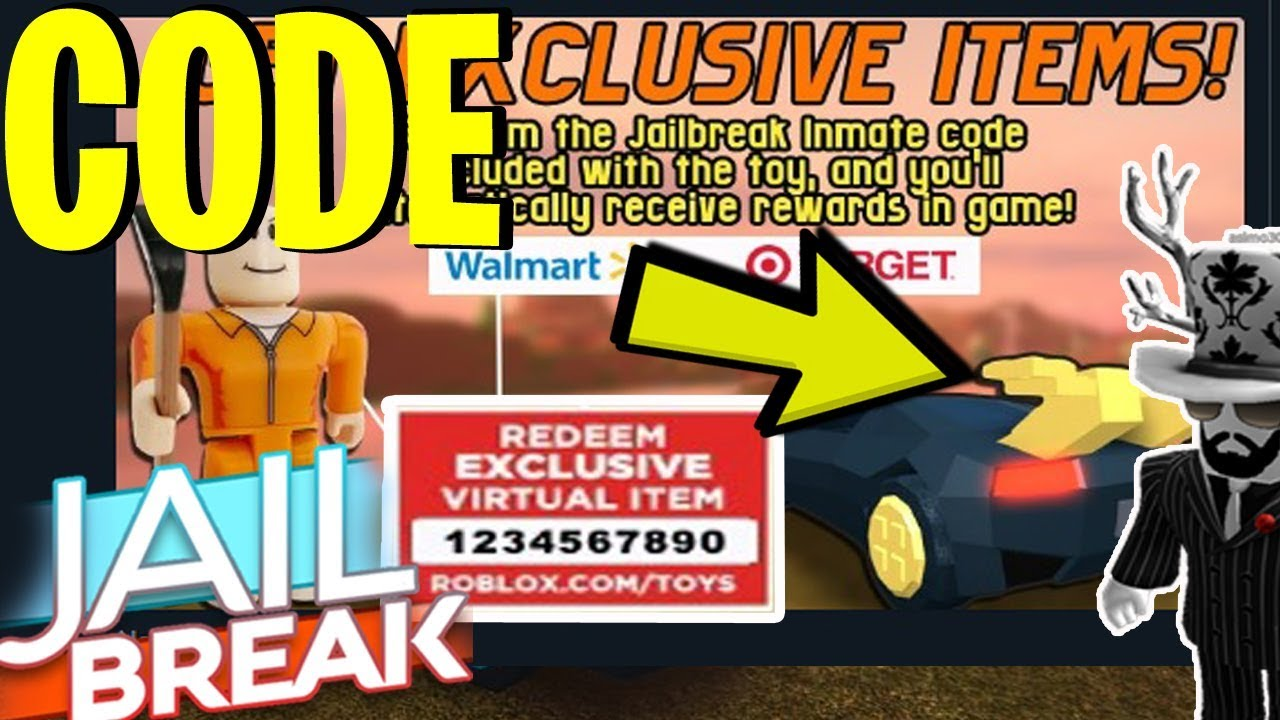 CODE PROMO JAIL BREAK ROBLOX