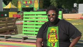 Opbouw tweede editie Reggae Rotterdam in volle gang - Stafaband