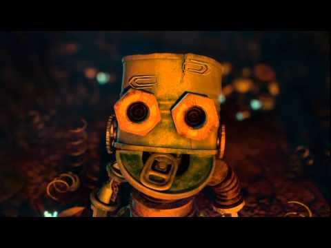 """The Light Bulb"", short animated film, Perceval Schopp, 2015, France"