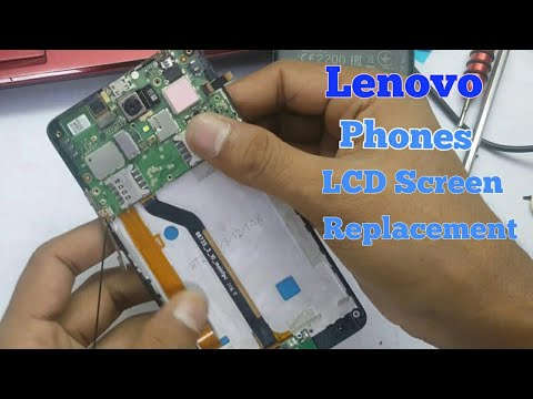 Lenovo Vibe P1m LCD Screen Replacement