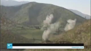 تجدد المعارك بين أرمينيا وأذربيجان حول إقليم ناغورني قره باغ