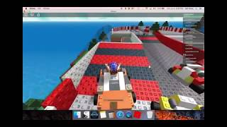 Roblox Natural Disaster Survival:Gaming with Lina