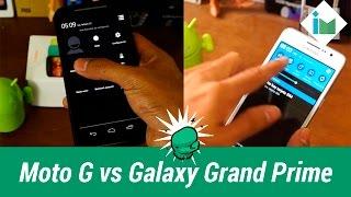 Motorola Moto G 2014 vs Samsung Galaxy Grand Prime