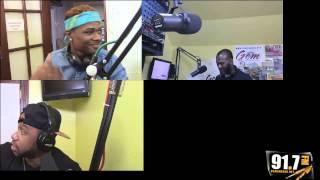 Gems Radio music Man Demo interview Team Money  Mayhem  9/9/15