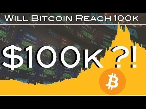 Bitcoin Could Hit $100,000 after crash to $2500