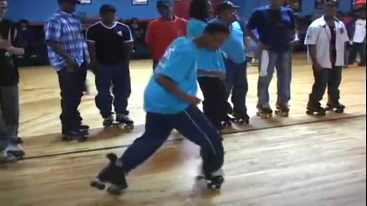 Roller skates dance - Roller Skates Dance 7