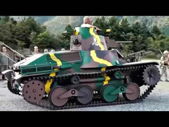 Banzai Tank Charge - Saipan 1944