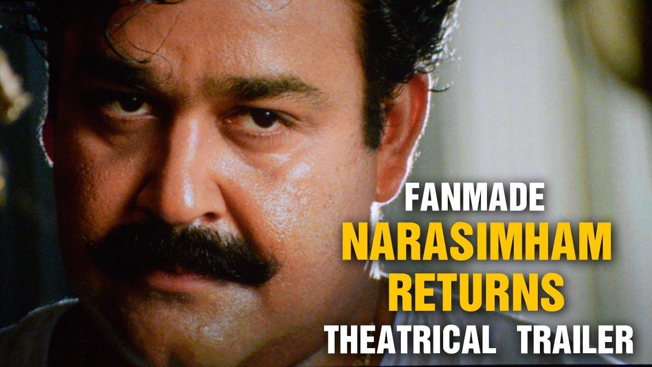Narasimham Returns Theatrical Trailer (Fan made ...