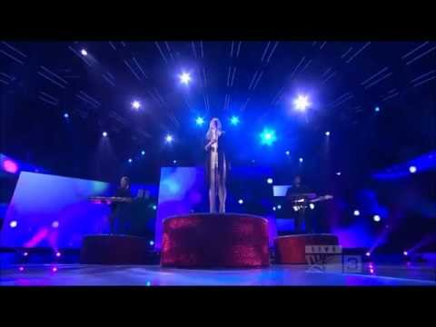 Lili Bayliss - Tainted Love/Sweet Dreams (Are Made of This) (The X Factor NZ 2015) [Live Show 4]