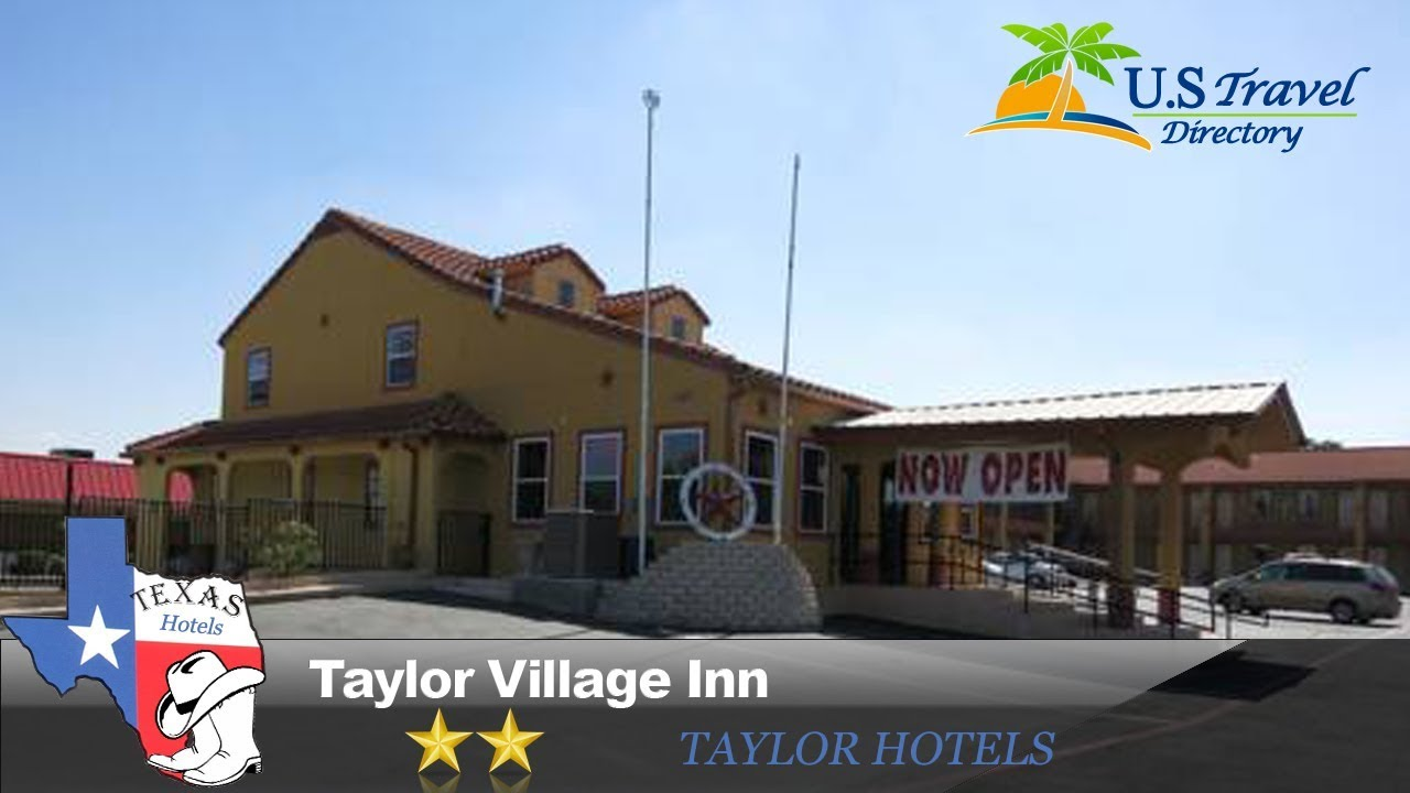 Taylor Village Inn Hotels Texas