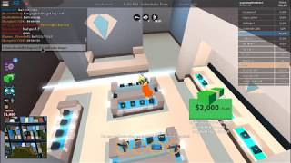 JailBreak! #1 Finding A Hacker + Robbing The Jew and bank! | ROBLOX
