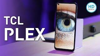 TCL PLEX: tripla Cam, foro e Snapdragon 675 | IFA 2019
