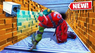 ESCAPING PRISON X IN FORTNITE! (IMPOSSIBLE)