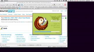 Reading act.ivism.org RSS feeds in RSSOwl